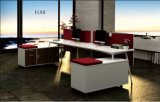 新しいのための現代ベンチングワークステーションオフィス用家具