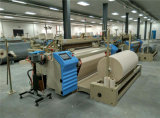 Baumwollluft-Strahl, der Maschinen-Schaftmaschine-Tuch-Maschinerie herstellt