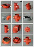 FM Approved UL Listed Grooved Couplings en montage-Wpt Brand
