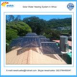 Coletor solar para o projeto solar do aquecimento de água