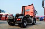 Caminhão do trator de Sinotruk HOWO Zz4187n361HD1h T7h 4X2 360HP