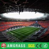 Nieuwe Technologie! Het nietInfill Kunstmatige Gras van het Gras van de Voetbal & van het Voetbal Synthetische