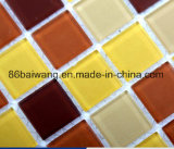 Mosaico della parete della stanza da bagno
