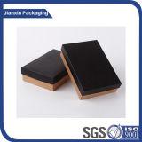 Boîte-cadeau de papier de luxe de carton pour l'empaquetage