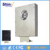 Alta calidad 5W integrado LED todo en una luz solar