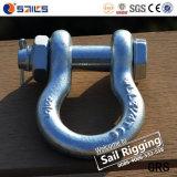Elettrico galvanizzato noi anello di trazione di ancoraggio
