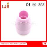10n44 Boquilla de cerámica para la antorcha de soldadura TIG