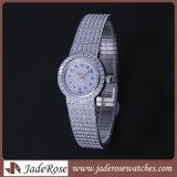 Способ и франтовской wristwatch с камнями и нержавеющей сталью