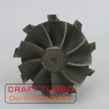 Gt2052V 434883-0001のタービン車輪シャフト