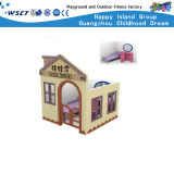 Red Fire Station Dollhouse for Kids (HC-2905)