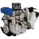 Двигатель дизеля охлаженный водой внутренный морской