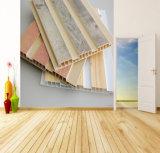 25cm * Panel de 6mm / 7mm / 7.7mm láser estampado en caliente de PVC de techo (RN-118)