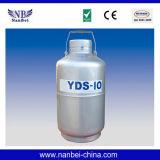 Almacenamiento Criogénico nitrógeno líquido del tanque de nitrógeno líquido Container