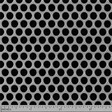 Metallo perforato dell'acciaio a basso tenore di carbonio, maglie del foro di perforazione