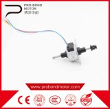 Motor linear elétrico da máquina-instrumento mini