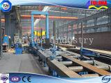 Viga de la estructura de acero H de la autógena para la planta/el almacén (FLM-HT-006)