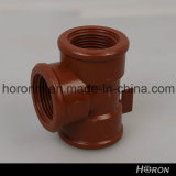 Pf Water Pipe Fitting-Female Thread Coupling-Elbow-Tee-Adapter (1 '')