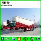 Aanhangwagen 45cbm van de Tank van het Cement van de tri-as Bulk de Semi Aanhangwagen van het Cement