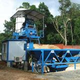 Mini máquina concreta de la construcción de la mezcladora (Hzs35)
