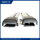 Barres en aluminium de bonne qualité de toit de support de croix de toit
