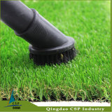 황금 질 인공적인 잔디 전시 또는 합성 잔디를 놓기