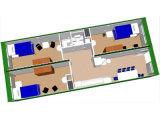 Дом контейнера /Movable дома контейнера (CH-21)