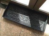屋内屋外の入口エントリ通路の戸口のゴム製靴のブートの皿