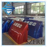 Deflettore del vento del camion della vetroresina di FRP