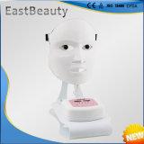 Máquina antienvejecedora de la elevación de cara de la máscara Handheld de la máscara de la belleza del LED