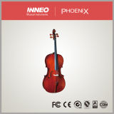Corda Handmade Intruments do violoncelo do tipo de Phoenix do violoncelo (YNC001)