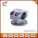 Tipo fisso sbarra collettrice tubolare di alluminio di sostegno di Mgg