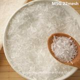 Кристалл мононатриевого глутамата 22mesh Msg фабрики пищевой добавки