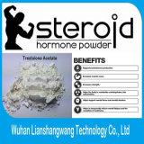 TrestoloneのアセテートのBodybuidingのステロイドの未加工ホルモンの注射可能なMentの脂肪質の損失の補足