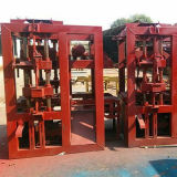 Muliti機能油圧具体的な煉瓦作成機械