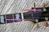 Carrocería y cuello de caoba/guitarra eléctrica de Afanti (AESP-61)