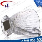 130ml ontruim de Kop van de Koffie van het Glas met Hand (CHM8334)