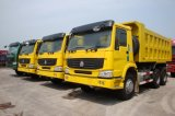 HOWO 290HP Euroii 6X4 쓰레기꾼 트럭 (ZZ3257M3247W)