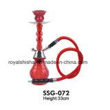 Waterpijp van Shisha van de Pompoen van de Grootte van China van Kaya de Kleine Kleurrijke