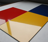 """Pannello composito di alluminio della qualità superiore di marca di """"Geely"""" dello SGS (GEELY-813)"""