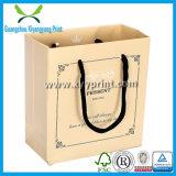 Kundenspezifischer Form-Papier-Einkaufstasche-Großverkauf