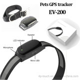 Waterproof IP66 Pets GPS Tracker with Collar (EV-200)