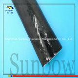 L'incendie enduit de fibre de verre en caoutchouc de silicones gaine le matériau d'isolation ignifuge