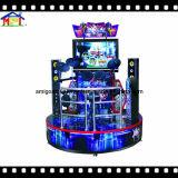 Baterista elétrico do equipamento do jogo da música do E-Baterista do jogo de simulação