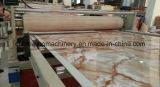 Interior를 위한 2016 새로운 Design PVC Artificial Marble Production Lines