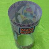 Rectángulos redondos del PVC para los juguetes con la impresión