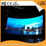 Hohe Auflösung farbenreicher Innen-Schaukasten LED-P1.6