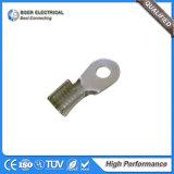 Terminaux de batterie coulés sous pression par cuivre automobile de câble équipé