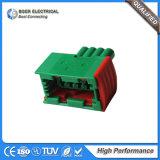 3.5 Serie 4 Pin-Selbstplastikdraht-Verdrahtungs-Kabel-Stecker