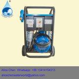 洗剤および200bar機械が付いている高圧洗剤