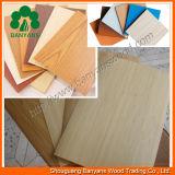 varia madera contrachapada de 18m m/madera contrachapada de los muebles/madera contrachapada del embalaje/madera contrachapada de la construcción